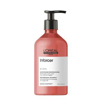L'Oreal Professionnel Serie Expert Inforcer Shampoo wzmacniający szampon do włosów łamliwych i zniszczonych (500 ml)