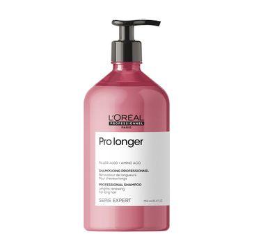 L'Oreal Professionnel Serie Expert Pro Longer Shampoo szampon poprawiający wygląd włosów na długościach i końcach (750 ml)