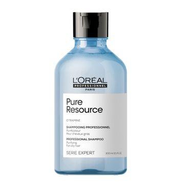 L'Oreal Professionnel Serie Expert Pure Resource Shampoo szampon do włosów przetłuszczających się (300 ml)