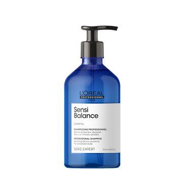 L'Oreal Professionnel Serie Expert Sensi Balance Shampoo kojąco-ochronny szampon do włosów (500 ml)