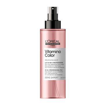 L'Oreal Professionnel Serie Expert Vitamino Color 10in1 wielofunkcyjny spray do włosów koloryzowanych (190 ml)