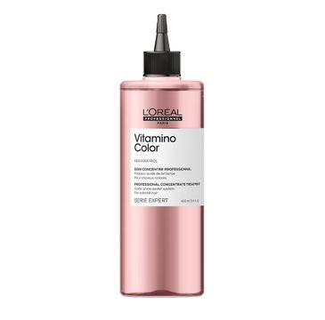 L'Oreal Professionnel Serie Expert Vitamino Color Acidic Shine Sealer Concentrate nabłyszczający koncentrat do włosów koloryzowanych (400 ml)