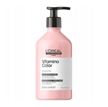 L'Oreal Professionnel Serie Expert Vitamino Color Conditioner odżywka do włosów koloryzowanych (500 ml)