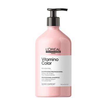 L'Oreal Professionnel Serie Expert Vitamino Color Shampoo szampon do włosów koloryzowanych (750 ml)