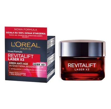 L'Oreal Revitalift Laser krem przeciwzmarszczkowy na dzień 50 ml