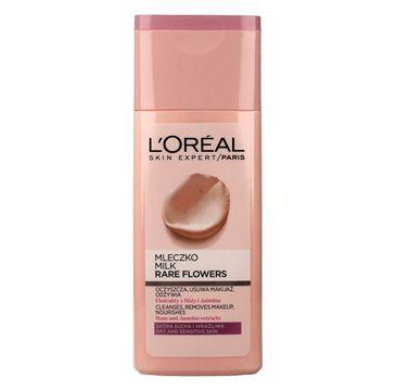 L'Oreal Skin Expert mleczko do skóry suchej i wrażliwej oczyszczające (200 ml)