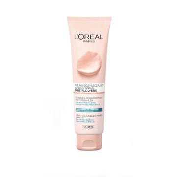L'Oreal Skin Expert Rare Flowers peeling do skóry normalnej i mieszanej oczyszczający (150 ml)