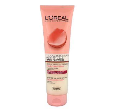 L'Oreal Skin Expert Rare Flowers żel oczyszczający do twarzy (150 ml)