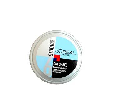 L'Oreal Special FX Studio Out of Bed modelujący krem do włosów słoik 150 ml