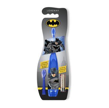 Lorenay Batman elektryczna szczoteczka do zębów dla dzieci (1 szt.)