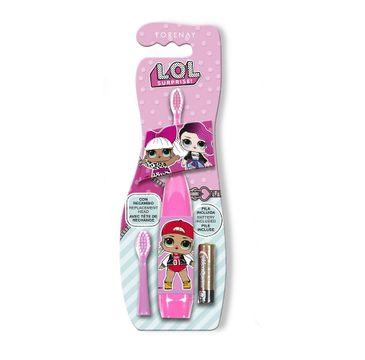 Lorenay Lol Surprise! elektryczna szczoteczka do zębów dla dzieci (1 szt.)