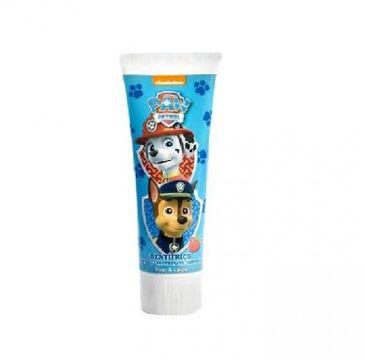 Lorenay Paw Patrol pasta do zębów dla dzieci 1-6 lat Truskawka (75 ml)