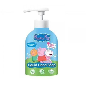 Lorenay Peppa Pig Liquid Hand Soap wegańskie mydło w płynie (500 ml)