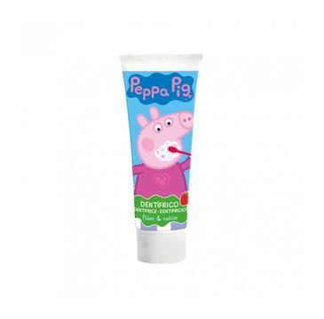 Lorenay Peppa Pig pasta do zębów dla dzieci 1-6lat Truskawka (75 ml)