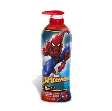 Lorenay Spiderman 2in1 Shower Gel & Shampoo żel do mycia i szampon dla dzieci 1000ml (1 szt.)
