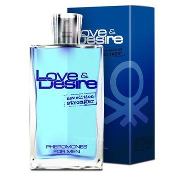 Love & Desire Pheromones For Men feromony dla mężczyzn spray (100 ml)
