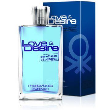 Love & Desire Pheromones For Men feromony dla mężczyzn spray (50 ml)