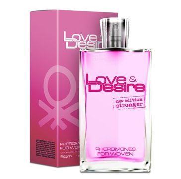 Love & Desire Pheromones For Women feromony dla kobiet spray (50 ml)