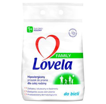 Lovela Family hipoalergiczny proszek do prania bieli (2.1 kg)