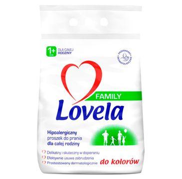 Lovela Family hipoalergiczny proszek do prania kolorów (2.1 kg)