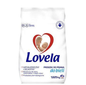 Lovela Proszek do prania ubranek niemowlÄ™cych i dzieciÄ™cych do bieli 1,625kg