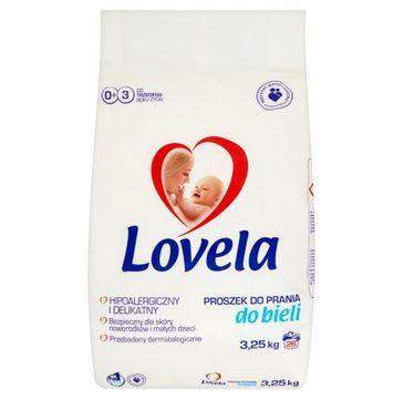 Lovela Proszek do prania ubranek niemowlÄ™cych i dzieciÄ™cych do bieli 3,25kg