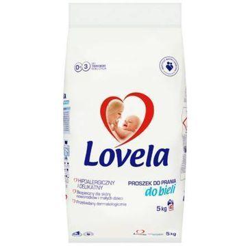 Lovela Proszek do prania ubranek niemowlÄ™cych i dzieciÄ™cych do bieli 5kg