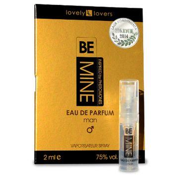Lovely Lovers BeMine Original Man perfumy z feromonami zapachowymi spray (2 ml)