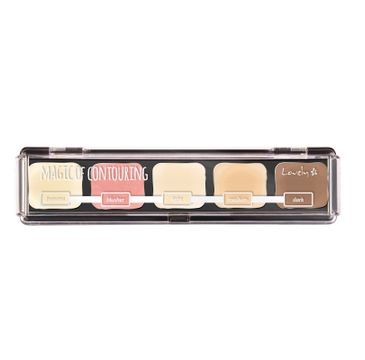 Lovely Magic Of Contouring paleta do konturowania twarzy 7g