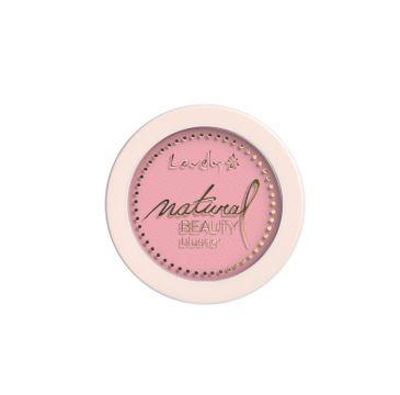 Lovely Natural Beauty Blusher róż do policzków 5 3.2g