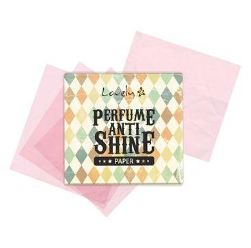 Lovely Perfume Anti Shine Paper bibułki matujące 40szt