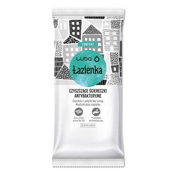 Luba Comfort czyszczące ściereczki antybakteryjne do łazienki (32 szt.)