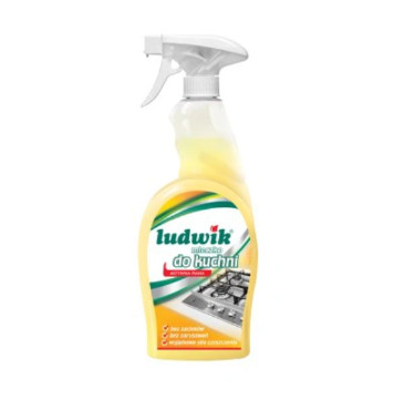 Ludwik Mleczko do czyszczenia kuchni (750 ml)