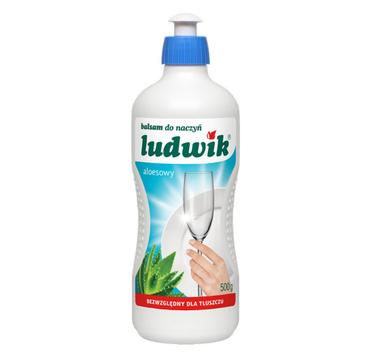 Ludwik balsam do naczyń aloesowy (500 ml)