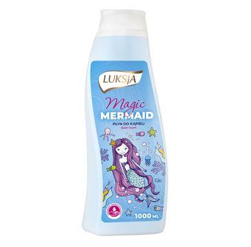 Luksja – Magic Marmaid płyn do kąpieli (1000 ml)