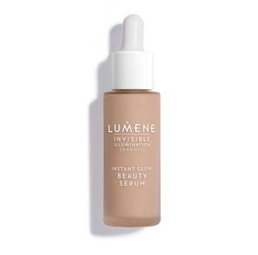 Lumene – Invisible Illumination serum tonujące do twarzy Universal Dark (30 ml)