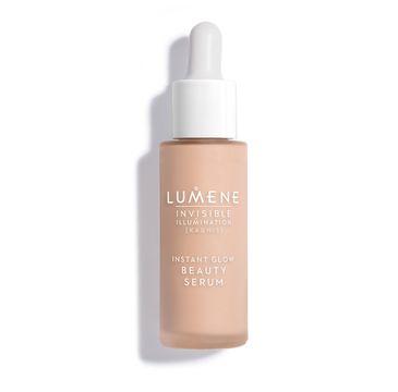 Lumene – Invisible Illumination serum tonujące do twarzy Universal Medium (30 ml)