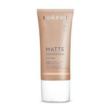 Lumene Matte (podkład 00 Ultra Light 30 ml)