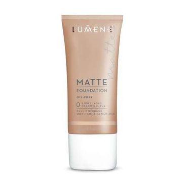 Lumene Matte (podkład 0 Light Ivory 30 ml)