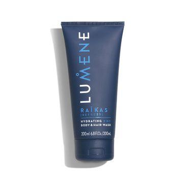 Lumene Men Raikas Hydrating 2in1 Body & Hair Wash nawilżający żel do mycia ciała i włosów 2w1 (200 ml)