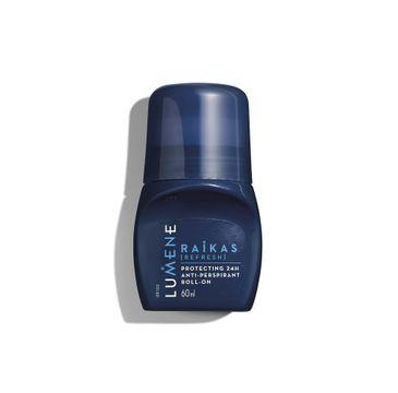 Lumene Men Raikas Protecting 24H Anti-Perspirant Roll-On antyperspirant w kulce ochrona 24h (60 ml)