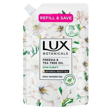 Lux Botanicals żel pod prysznic Freesia & Tea zapas (700 ml)