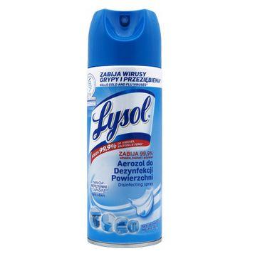 Lysol Aerozol do dezynfekcji powierzchni Górska Świeżość (400 ml)