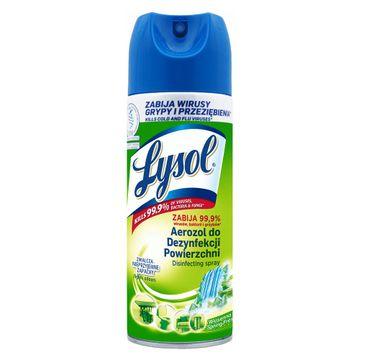 Lysol Aerozol do dezynfekcji powierzchni Wiosenna Świeżość (400 ml)