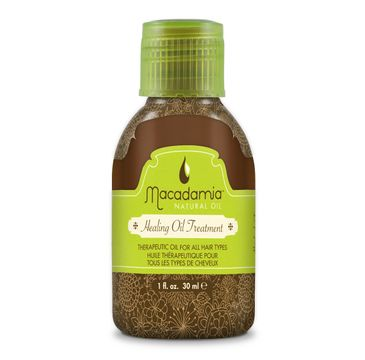 Macadamia Professional Natural Oil Healing Oil Treatment naturalny olejek do włosów 30ml