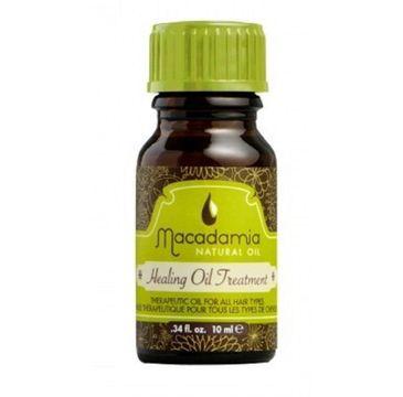 Macadamia Professional Natural Oil Healing Oil Treatment nawilżający olejek do włosów 10ml