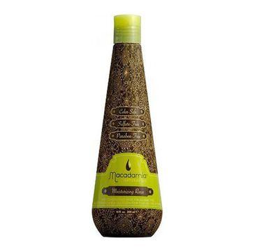 Macadamia Professional Natural Oil Moisturizing Rinse Conditioner intensywnie nawilżająca odżywka do włosów 1000ml