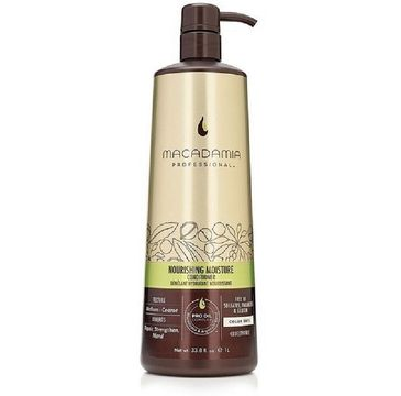 Macadamia Professional Nourishing Moisture Conditioner nawilżająca odżywka do włosów suchych 1000ml