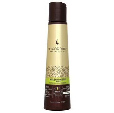 Macadamia Professional Nourishing Moisture Shampoo szampon do włosów suchych 100ml