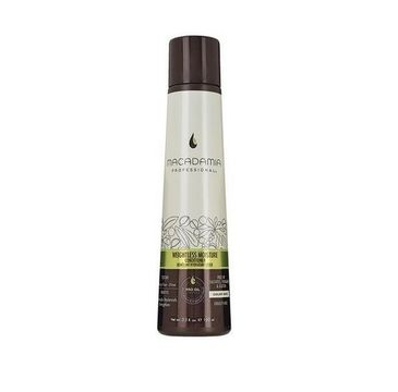Macadamia Professional Weightless Moisture Conditioner nawilżająca odżywka do włosów cienkich (100 ml)